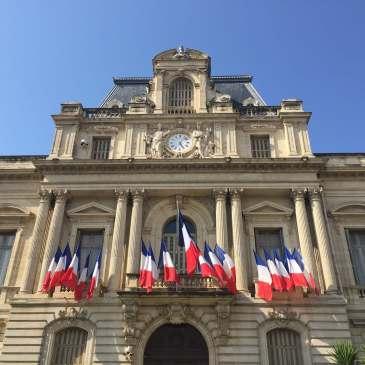 La Préfecture de Montpellier