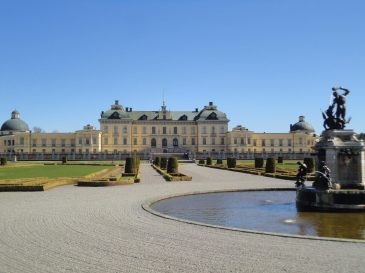Drottningholm Palace near Stockholm, Sweden