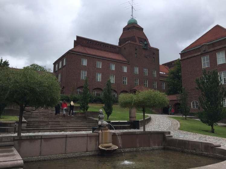 KTH Campus, Stockholm, Sweden