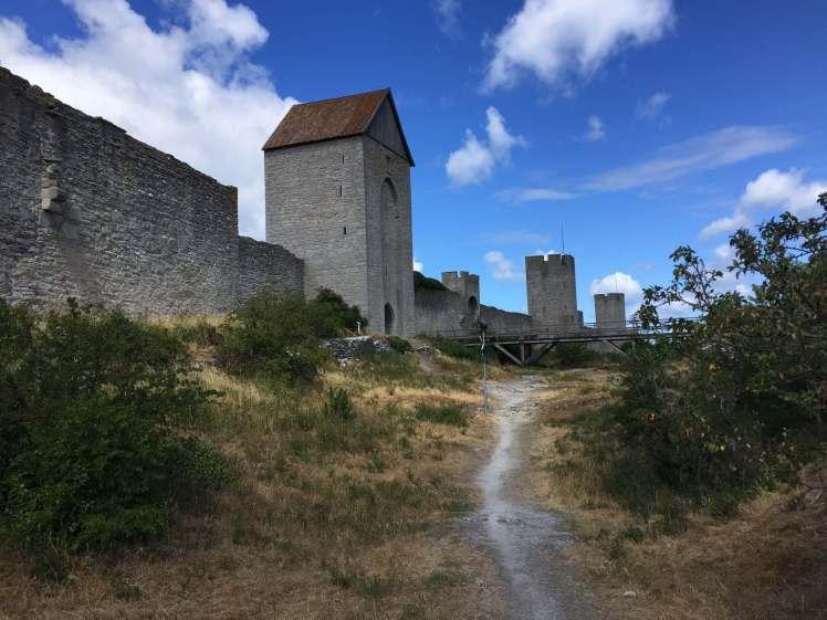 Visby Ringmur, Gotland, Sweden