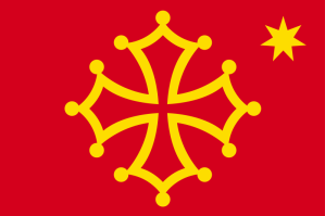 Flag of Occitania