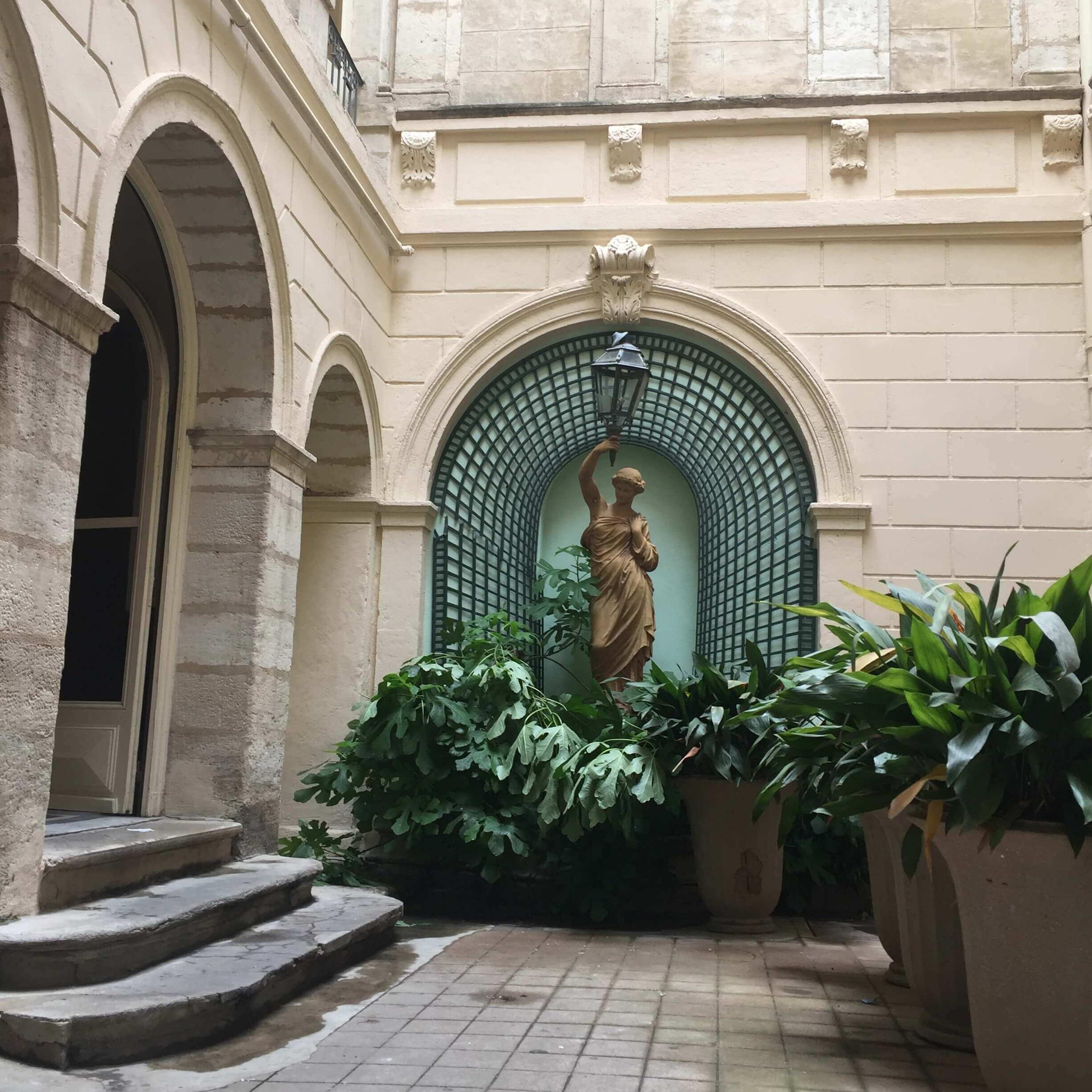 Institut Linguistique Adenet (ILA) in Montpellier, France