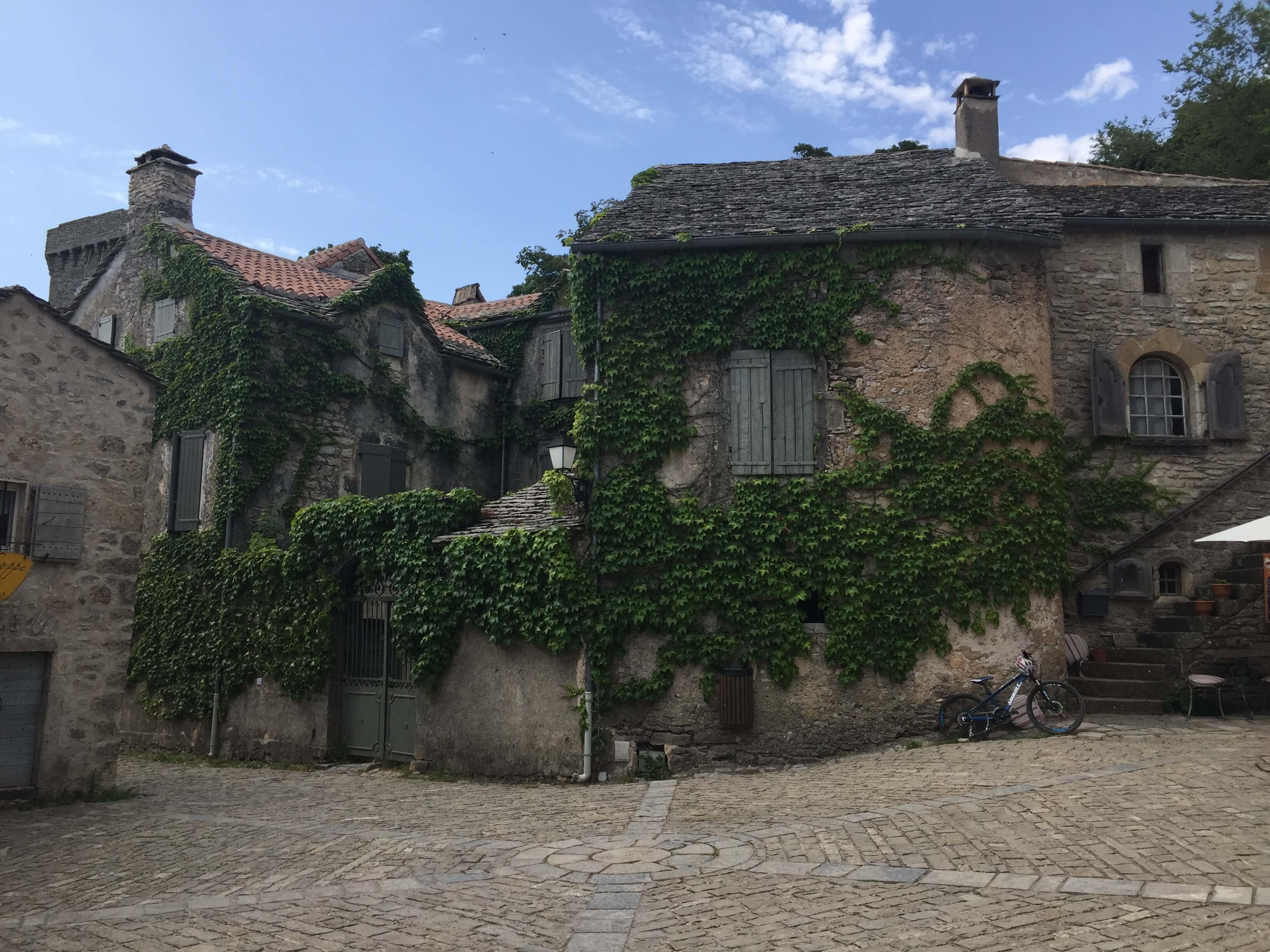 La Couvertoirade, France