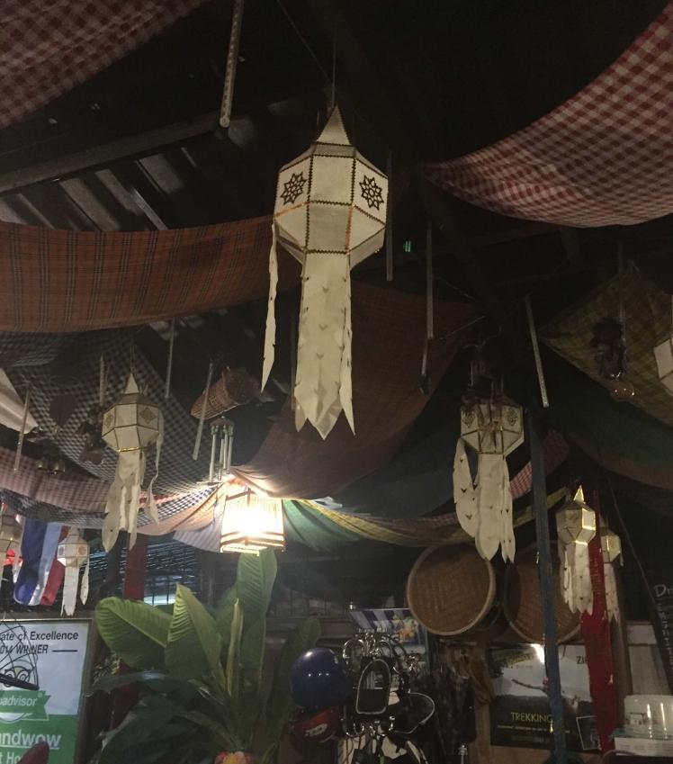 Lan Na Lanterns in Chiang Mai, Thailand