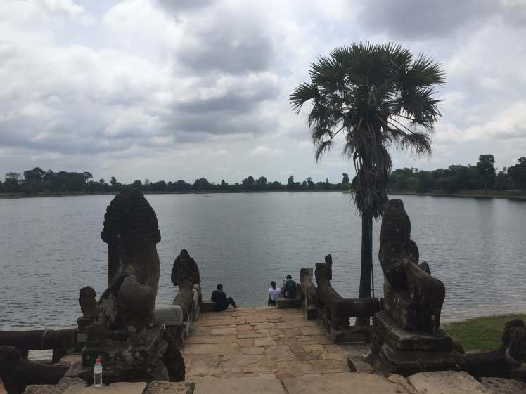 Srah Srang in Angkor, Cambodia