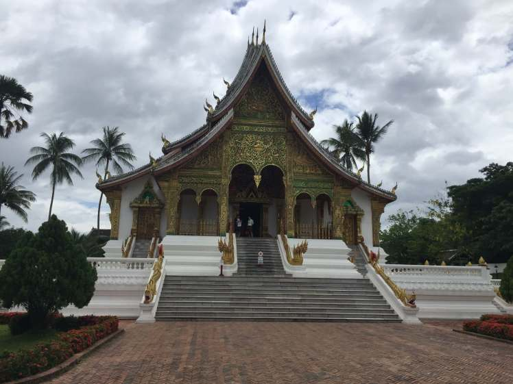 Wat Haw Pha Bang in Luang Prabang, Laos