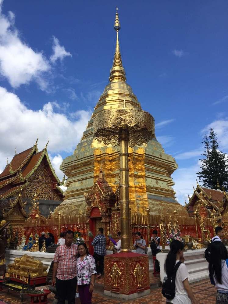 Wat Phra That Doi Suthep, Chiang Mai, Thailand