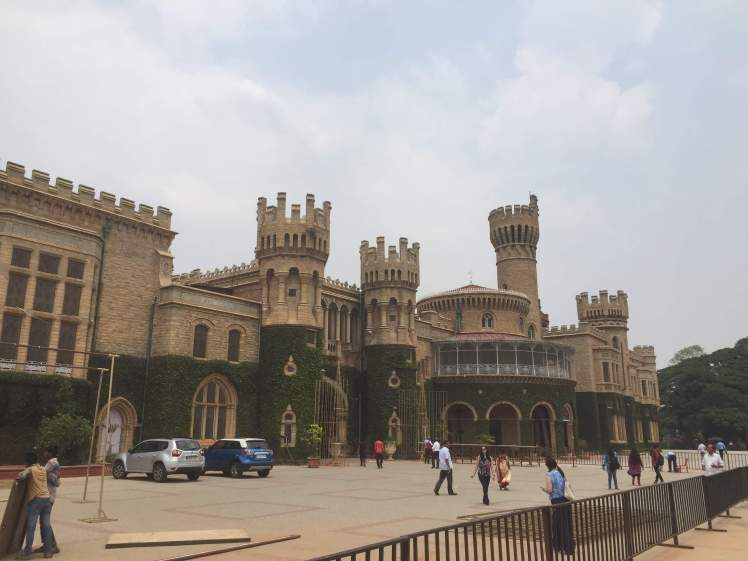 Bengaluru Palace in Bangalore, Karnataka, India