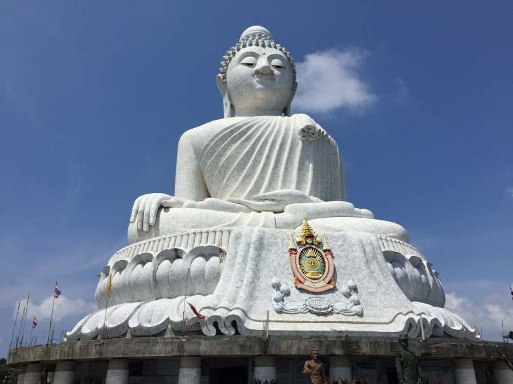 The Big Buddha Statue on Phuket, Thailand