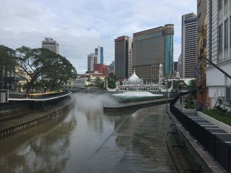 Confluence in Kuala Lumpur, Malaysia