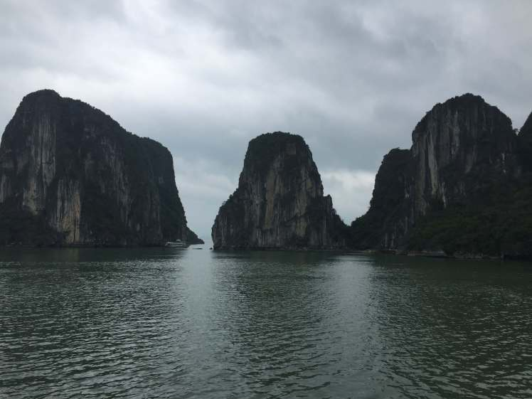Islands in Ha Long Bay, Vietnam