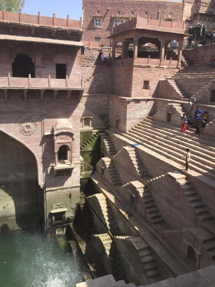 Jodhpur City Stepwell in Jodhpur, Rajasthan, India