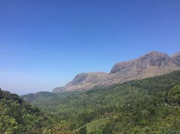 Mountains near Munnar, Kerala, India