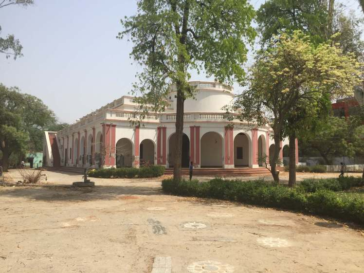 Queen Empress Mary Library in Agra, India