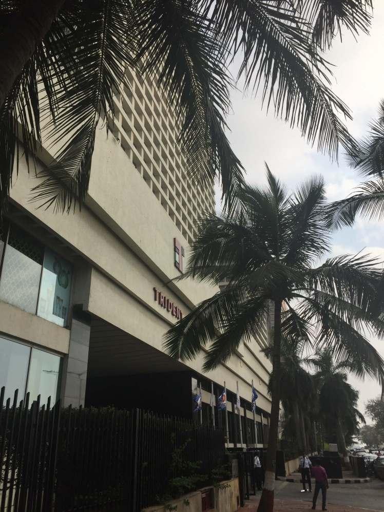 Trident Hotel in Mumbai, Maharashtra, India