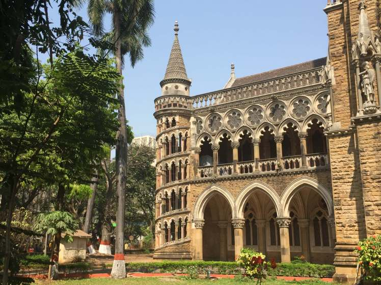 The University of Mumbai, Maharashtra, India