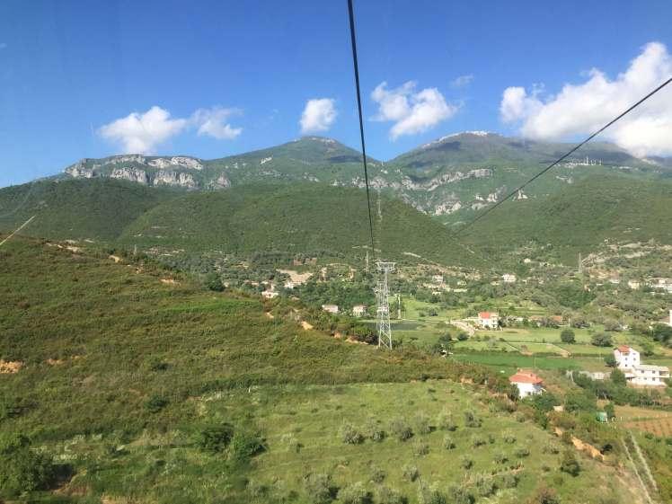 Mount Dajt, Tirana, Albania