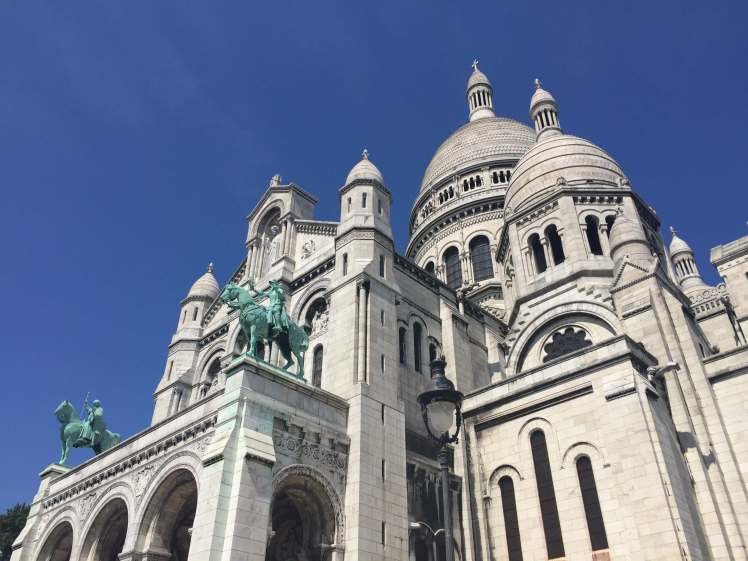 Le Sacré Cœur, Paris, France