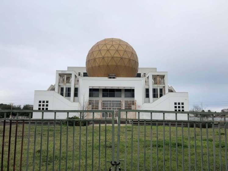 Chong Hua Sheng Mu Holy Palace in Houston, Texas, USA