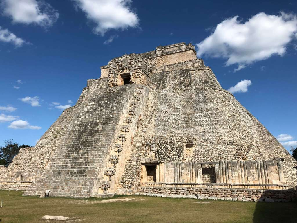 Magician's Pyramid at Uxmal