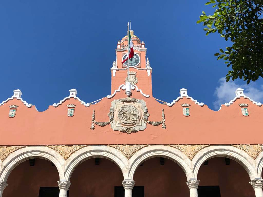 Chamber of Commerce in Mérida, México