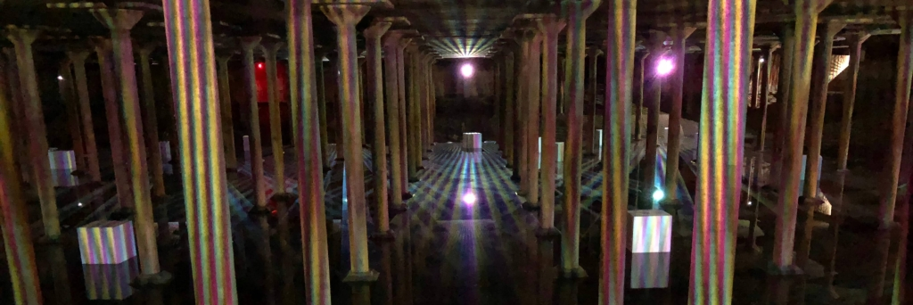 Buffalo Bayou Cistern, Houston, Texas, USA