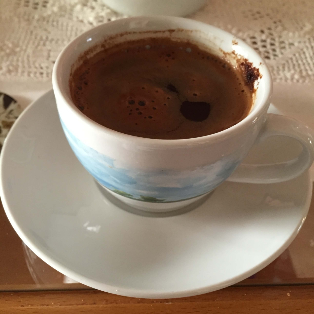 Greek Coffee, Vólos, Greece