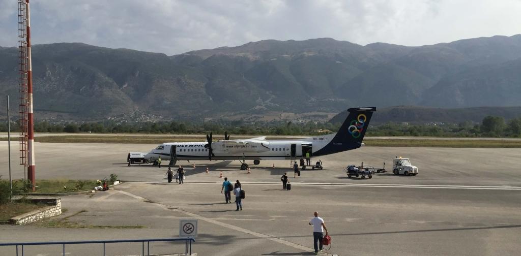 Ioánnina Airport, Ioánnina, Epirus, Greece
