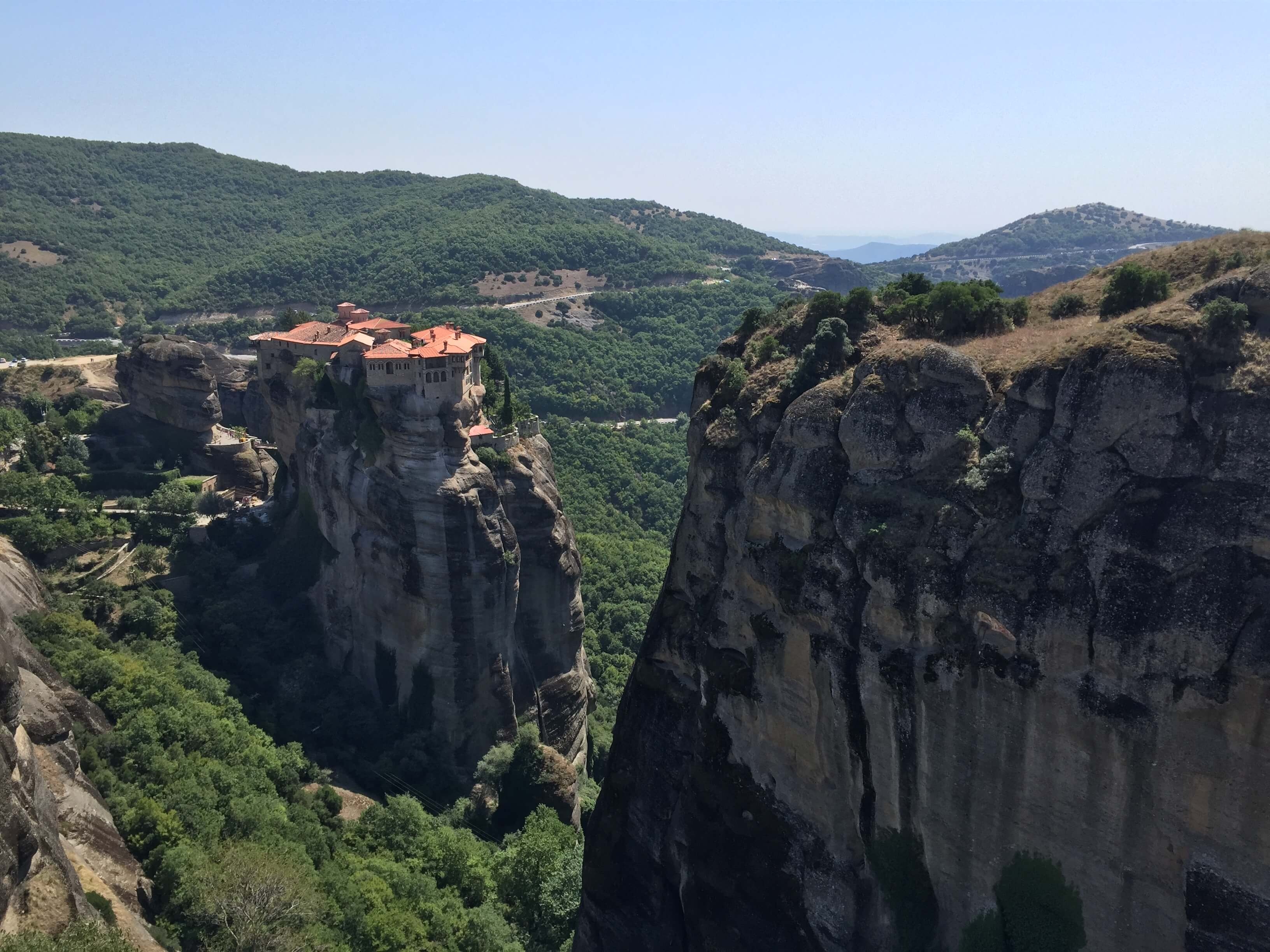 Metéora, Thessaly, Greece