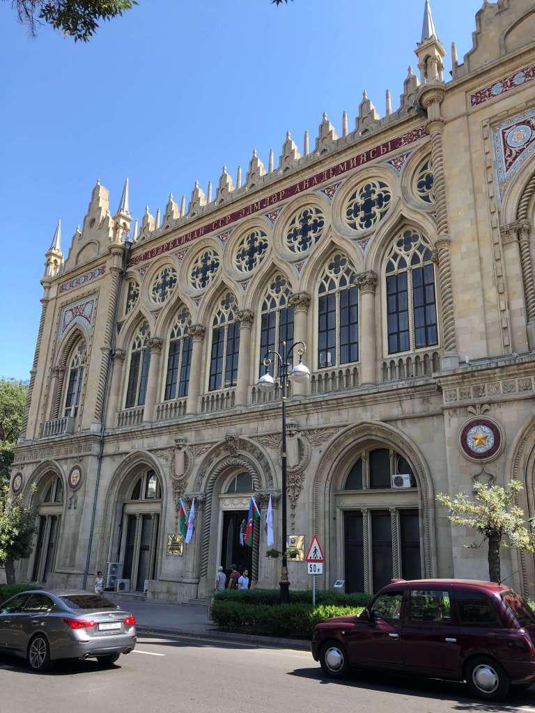 Ismailiyya Palace, Baku, Azerbaijan