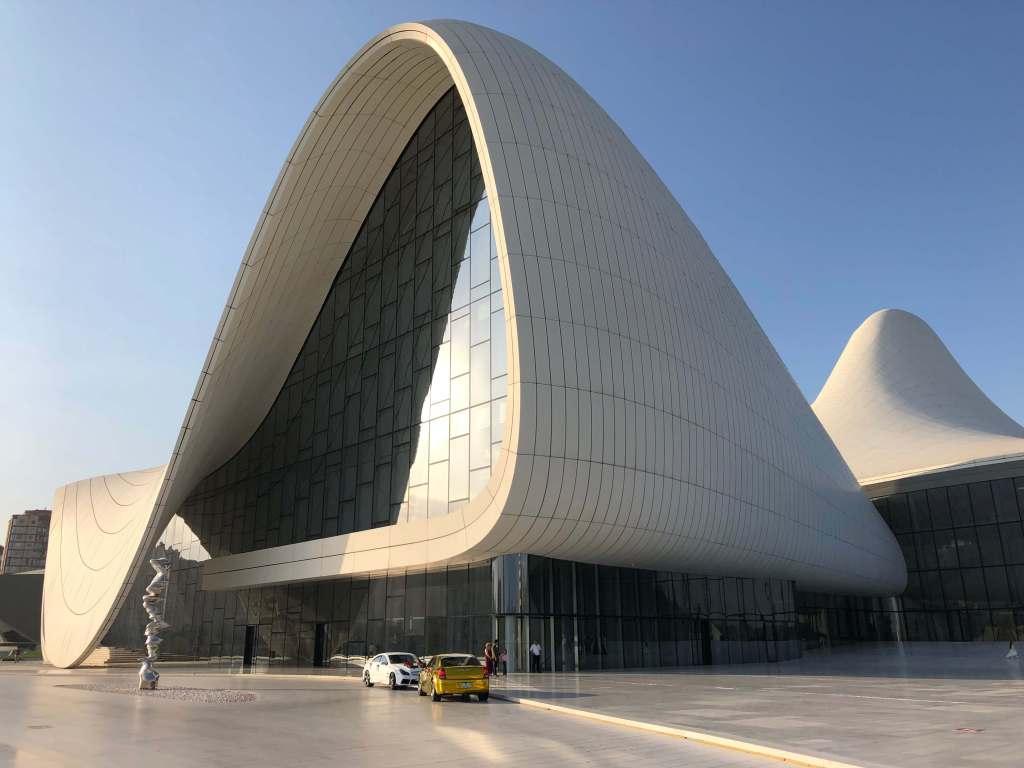 Heydər Əliyev Center, Baku, Azerbaijan