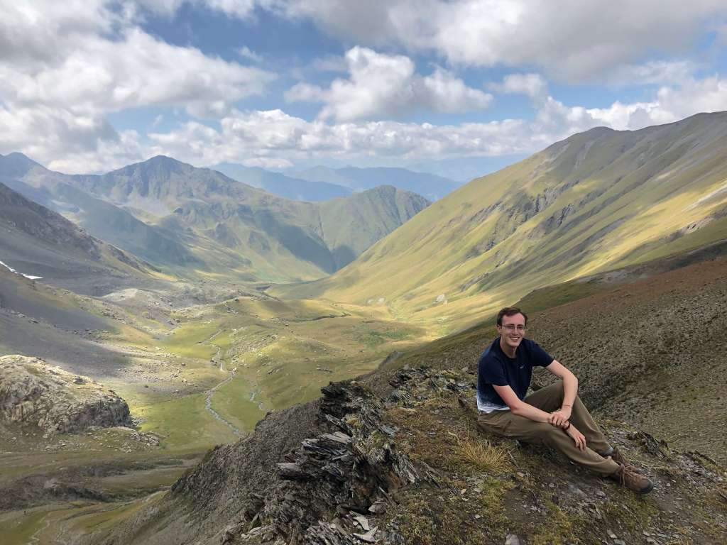 Chaukhi Pass, Kazbegi Region, Georgia