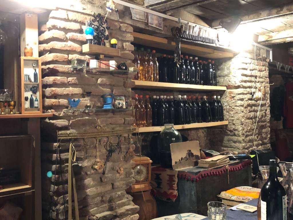 Lerika Wine Cellar, Tbilisi, Georgia