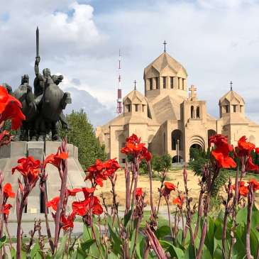 St. Gregory the Illuminator Cathedral, Yerevan, Armenia