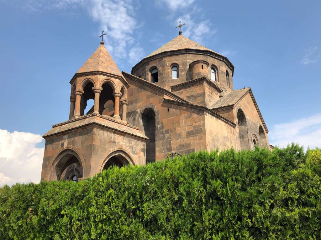 St. Hripsime Church, Etchmiadzin, Armenia