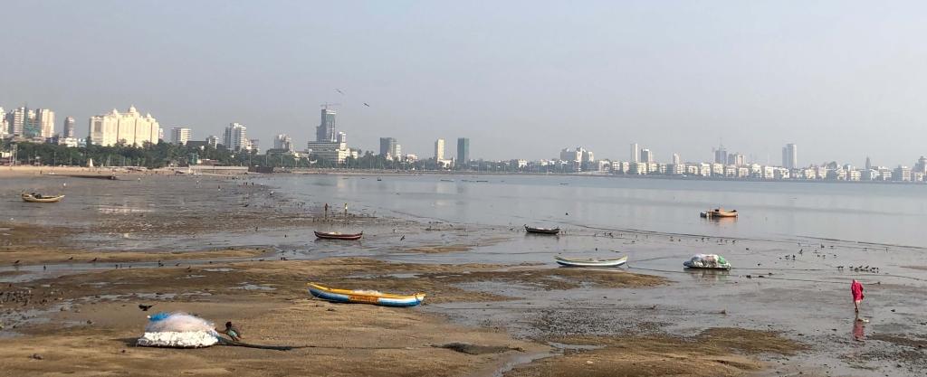 Coastline, Mumbai, Maharashtra, India