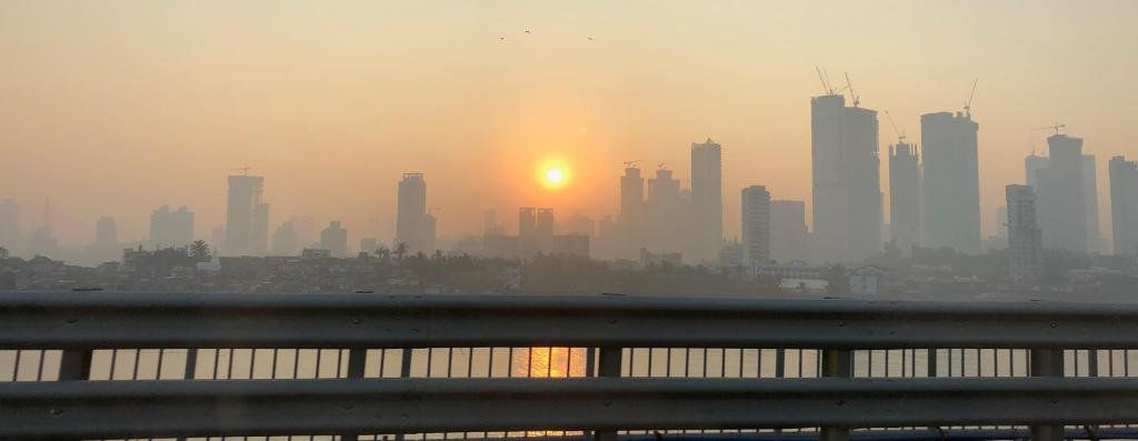 Sunrise, Mumbai, Maharashtra, India