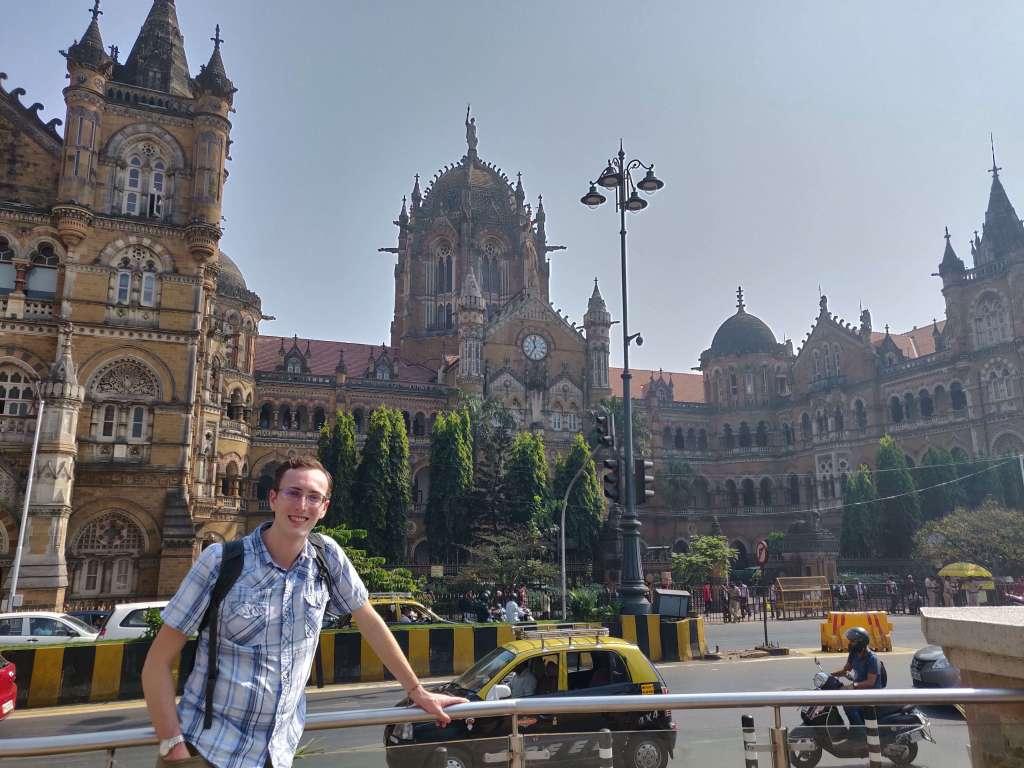 Victoria Terminus, Mumbai, Maharashtra, India