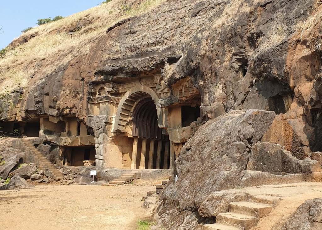 Bhaja Caves, Lonavala, Maharashtra, India