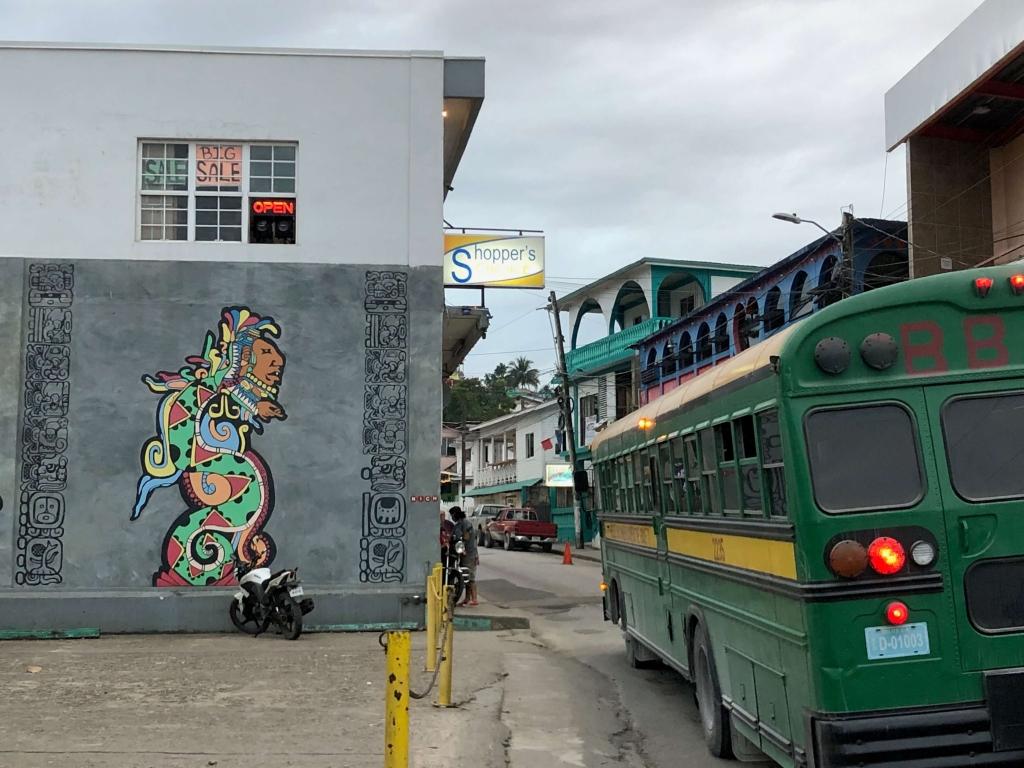 Street Art, San Ignacio, Cayo, Belize