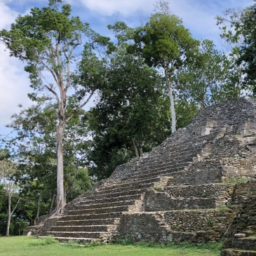 Cahal Pech, San Ignacio, Cayo District, Belize