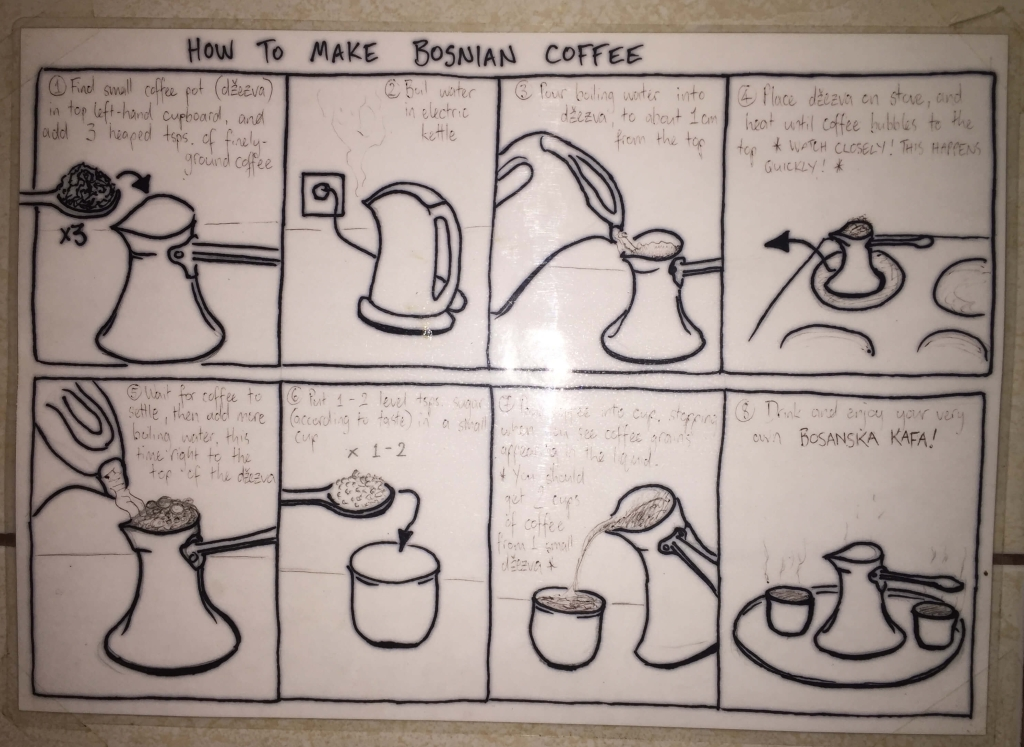 How to Make Bosnian Coffee, Bosnia & Herzegovina