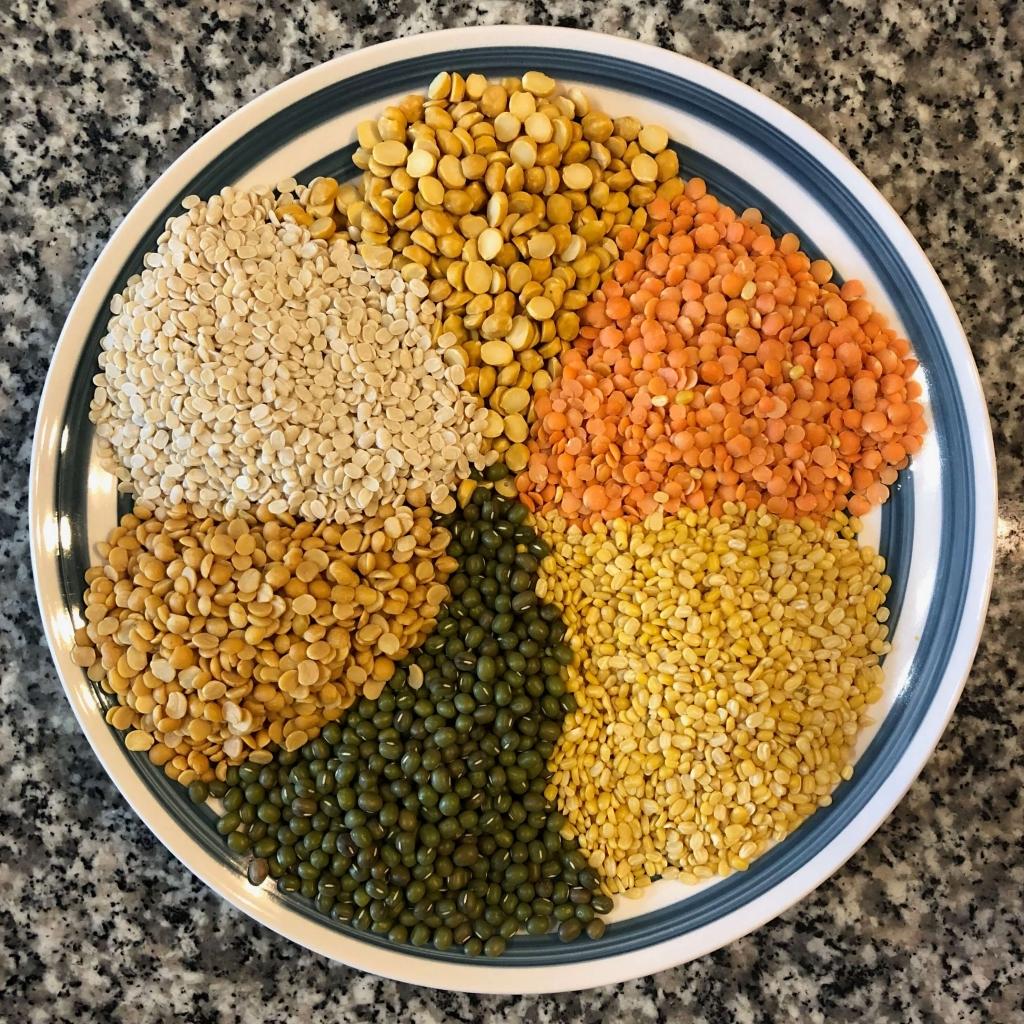Indian Lentils (Dal / Dahl)