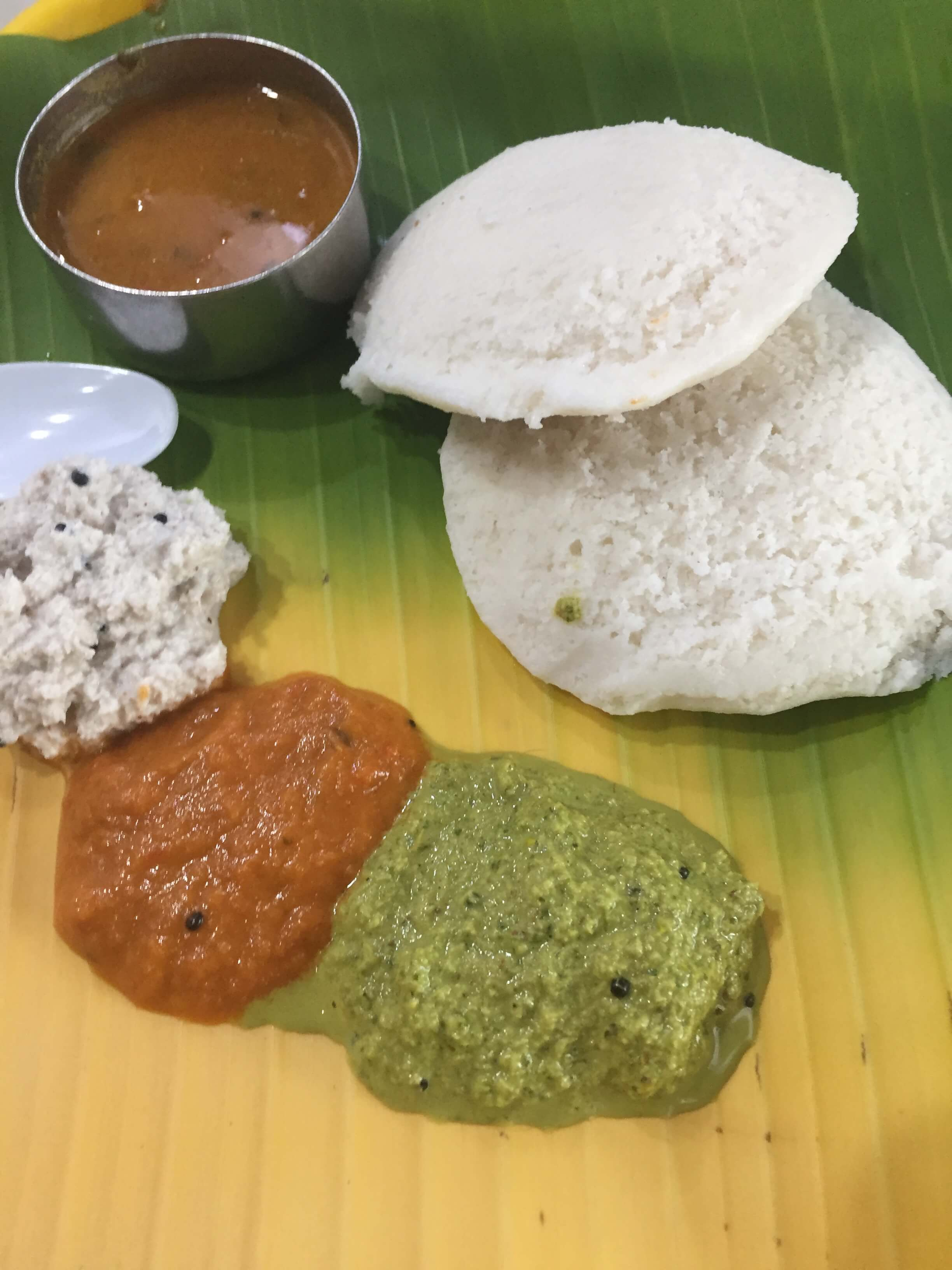 Idli, South Indian Breakfast, India