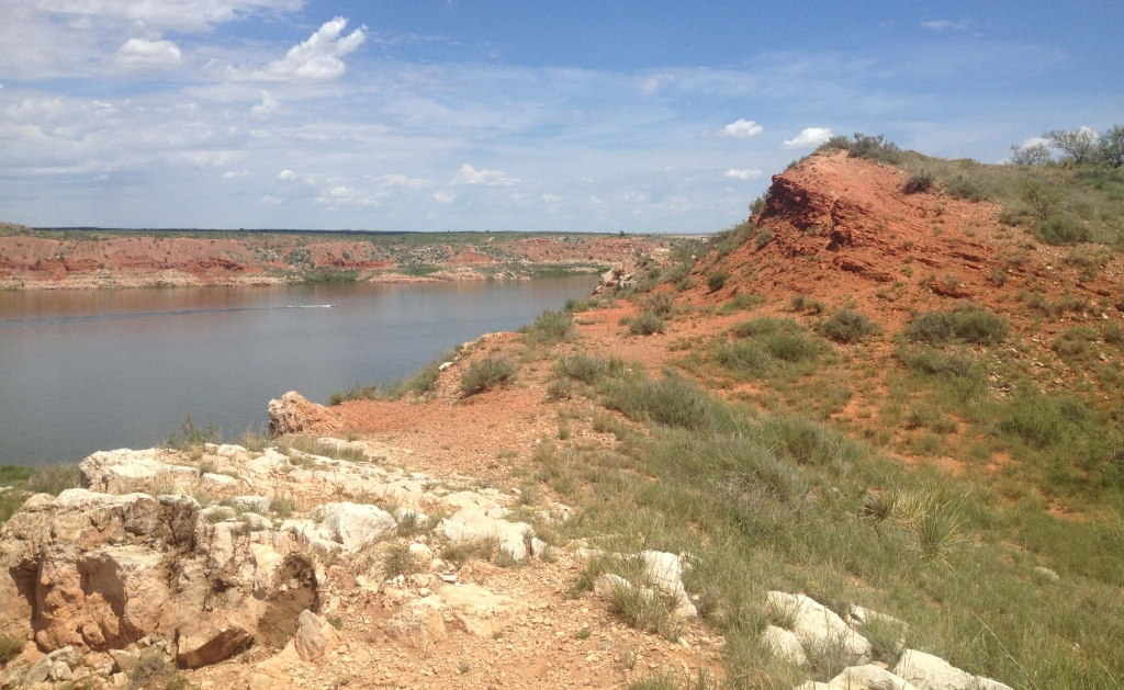 Lake Meredith, Texas Panhandle