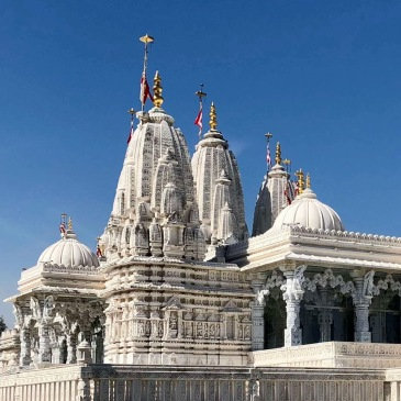 BAPS Shri Swaminarayan Mandir, Houston, Texas, USA