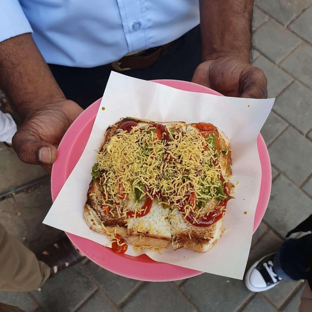 Bombay Sandwich, Mumbai, Maharashtra, India