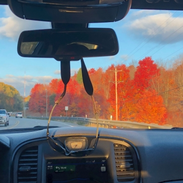 Michigan Road Trip in Fall
